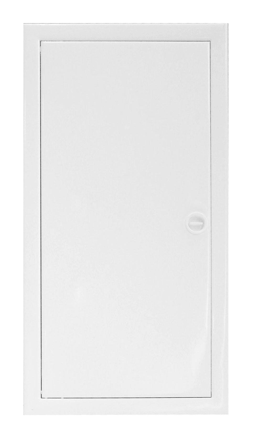 Rozvodnice zapuštěná ,4-řadá ,bílá 48 modulů